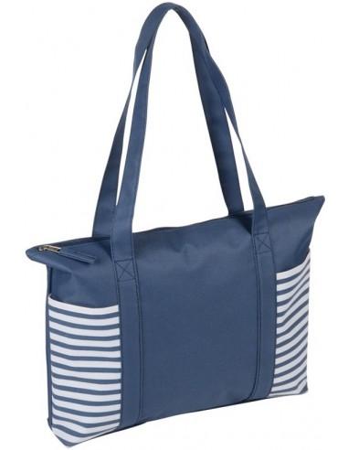 Strandtas Ceva compact - blauw